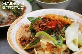 """Cách nấu món phở chua """"không đụng hàng"""" của người Lạng Sơn"""