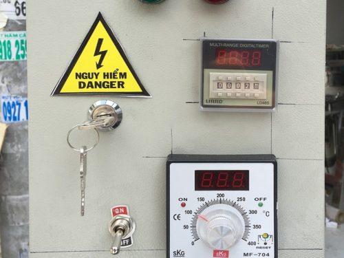 Nồi cháo điện công nghiệp
