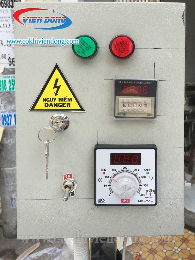 Thiết kế tinh gọn hơn, tủ điện đi liền thân