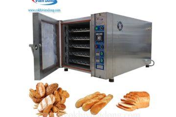 Vận hành lò nướng bánh mì đối lưu đúng cách như thế nào?