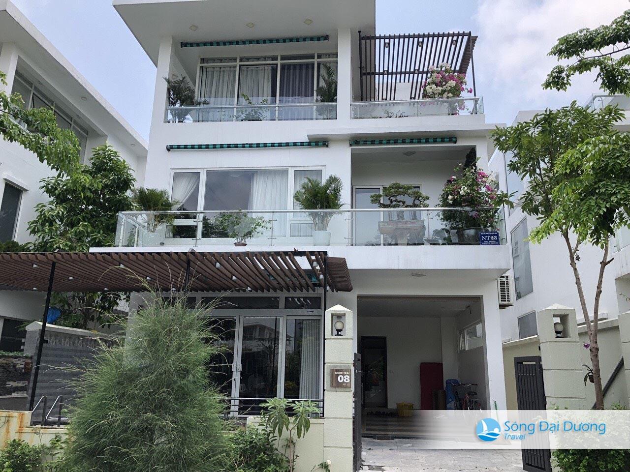 giá Villa Sầm Sơn khi thuê
