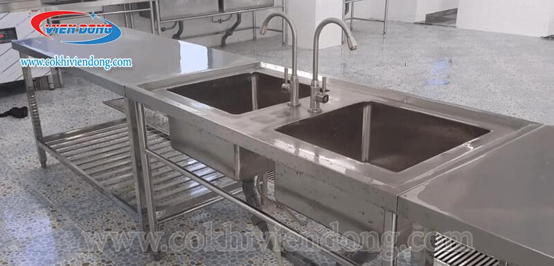 Chọn chậu rửa công nghiệp inox 201 hay inox 304?