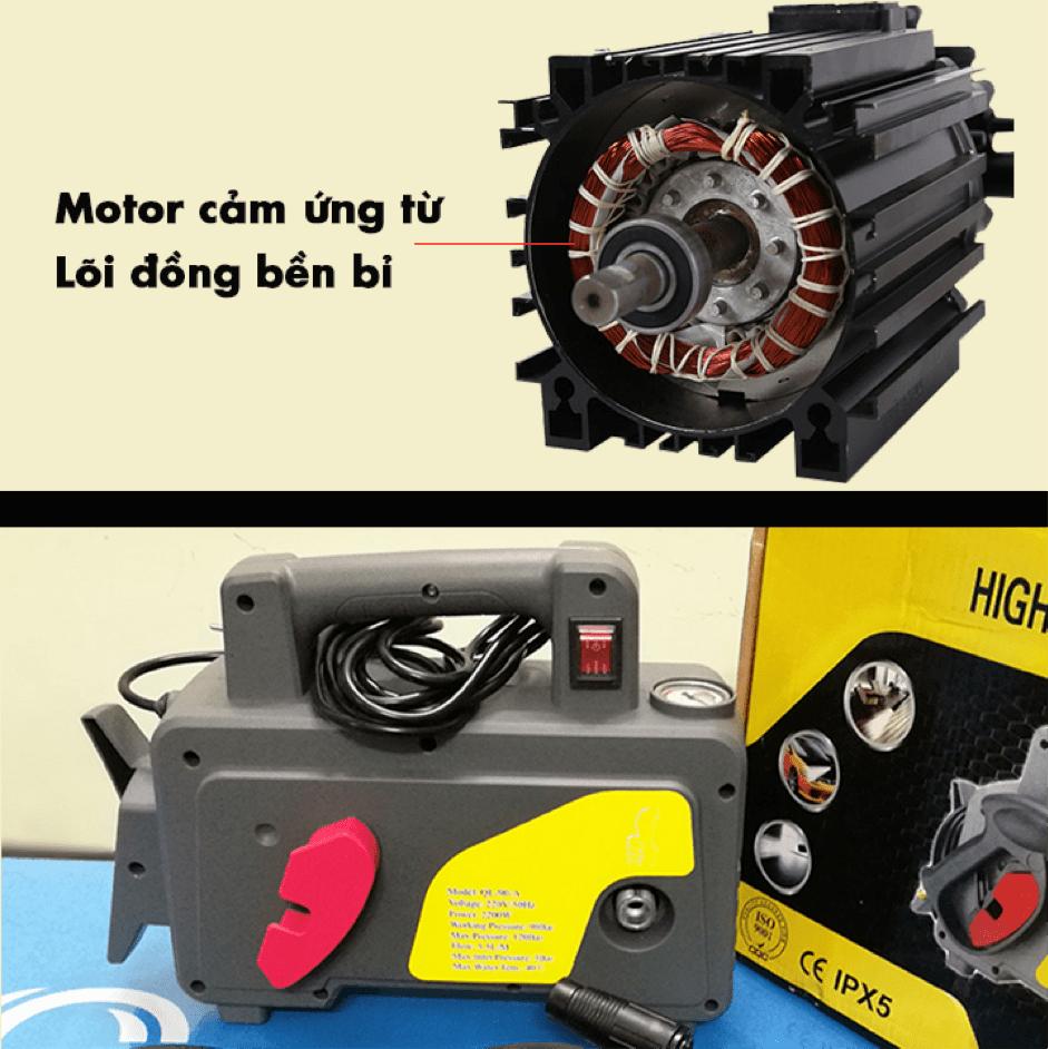 máy rửa xe mini loại nào tốt