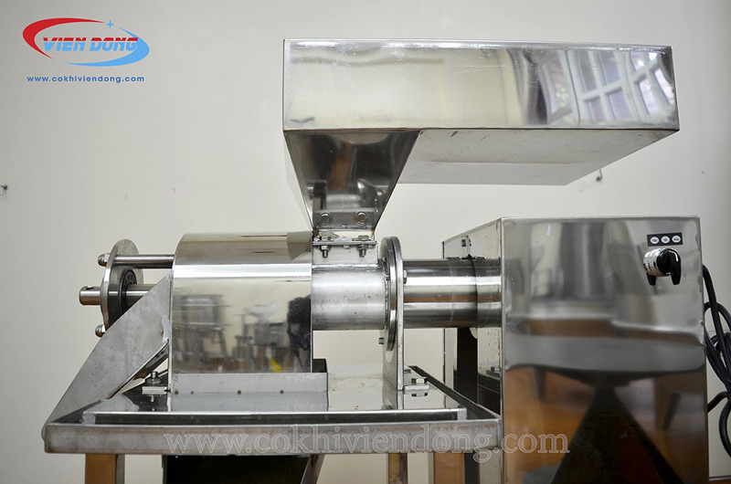 Máy vắt nước cốt dừa công nghiệp 2HP