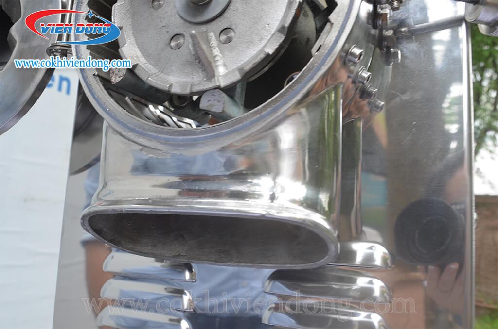 máy xay bột khô siêu mịn công nghiệp