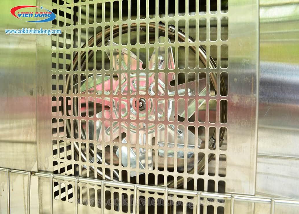 tủ sấy bát công nghiệp