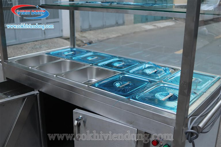 tủ giữ nhiệt thực phẩm