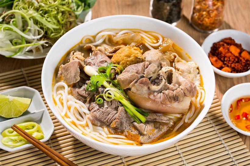 những món ăn đặc sản miền Trung