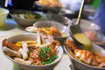 Mở quán bánh canh hải sản – Con đường mới cho nghề cũ
