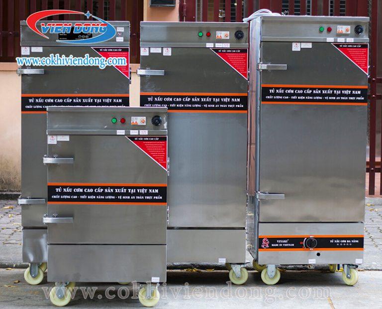 Máy hấp bánh bao bằng điện