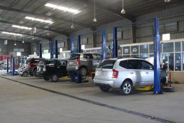 Kinh nghiệm mở tiệm rửa xe ô tô trong giai đoạn đầu tiên