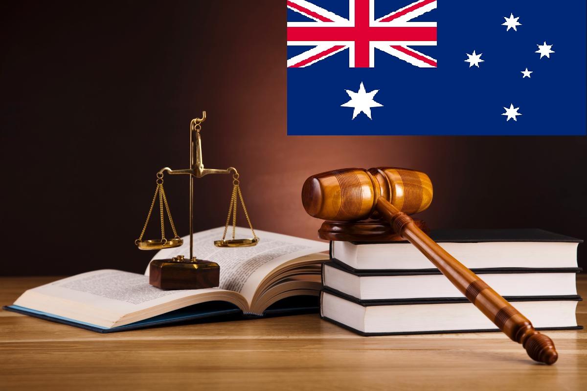 luật pháp bên Úc