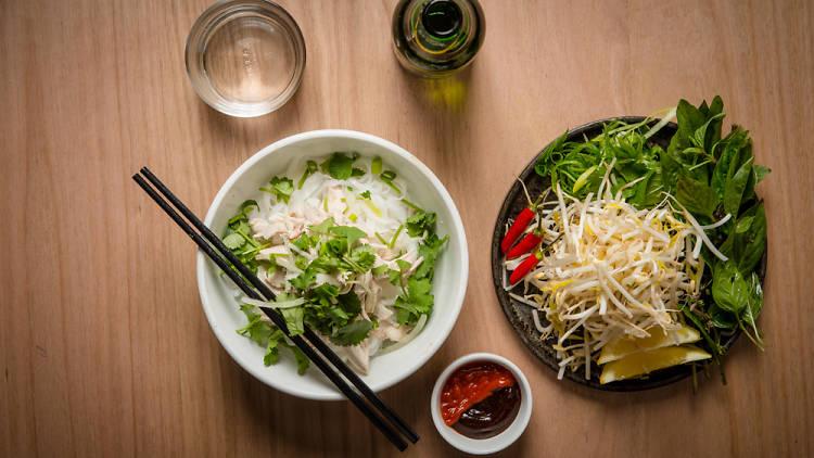 ẩm thực Việt tại Úc