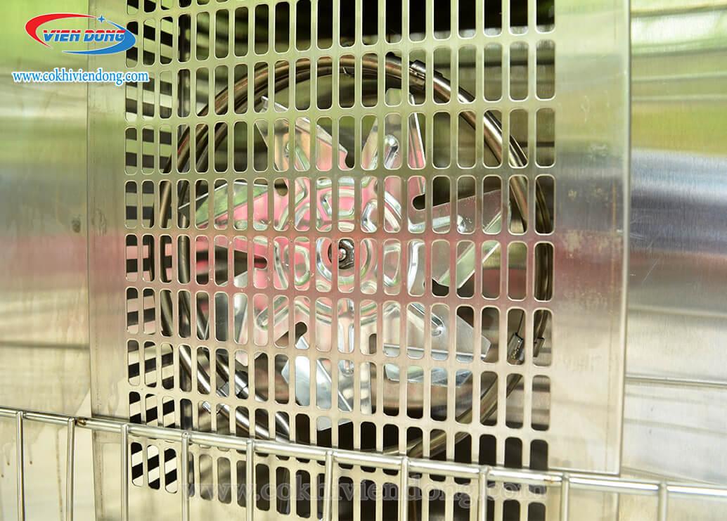 tủ sấy chén đĩa công nghiệp