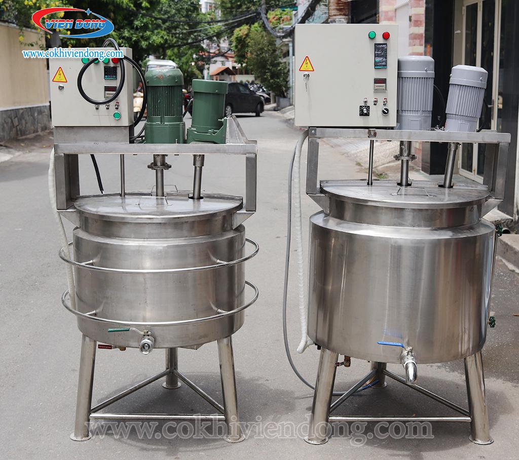 Viễn Đông chuyên sản xuất và cung cấp nồi nấu dược liệu