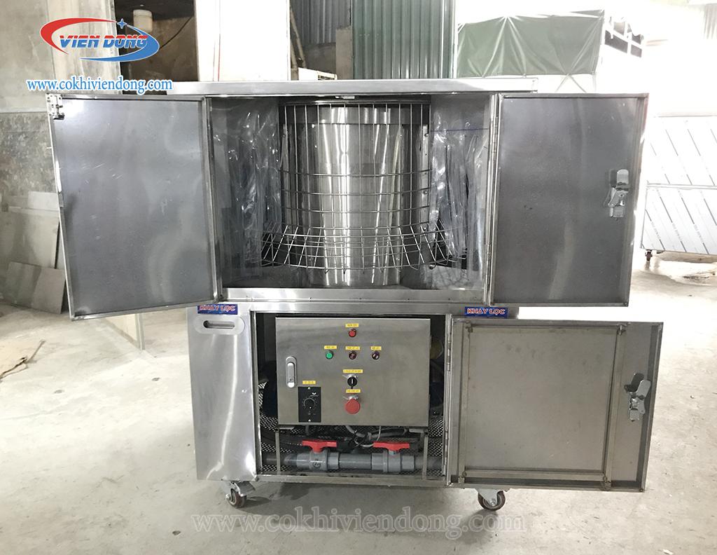 Máy rửa khay công nghiệp cho nhà hàng