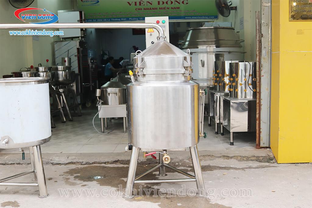 Lò nấu rượu bằng điện 10kg