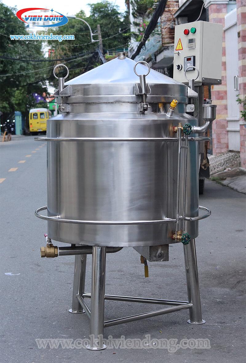 Máy nấu rượu bằng điện