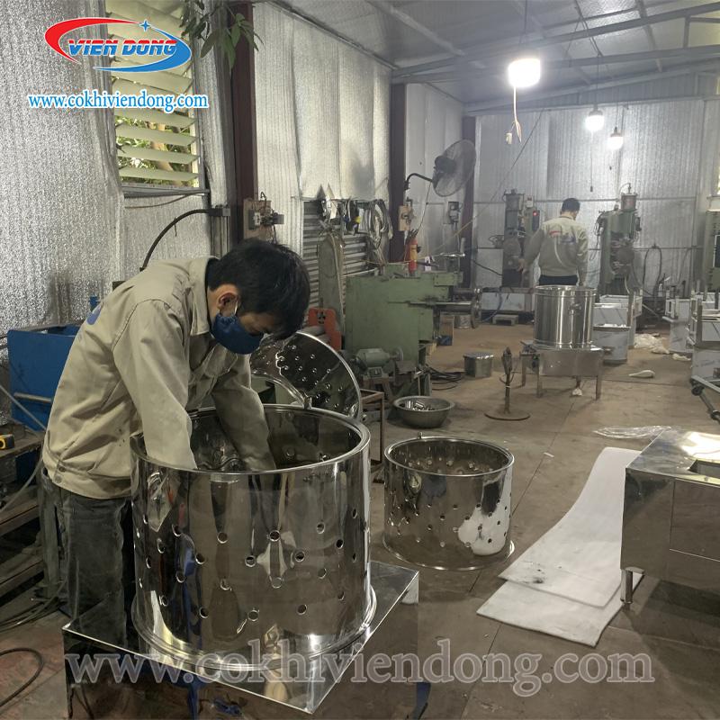 Viễn Đông tự sản xuất mặt hàng nồi nấu nước lèo bằng điện