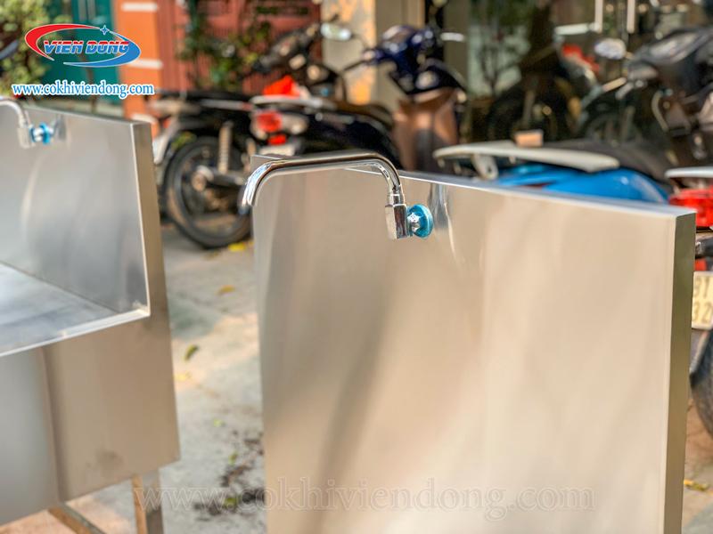 vòi cấp nước bếp hầm công nghiệp