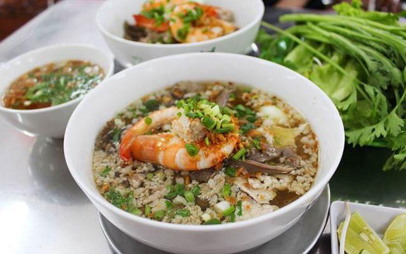 món hủ tiếu đặc sản Sài Gòn